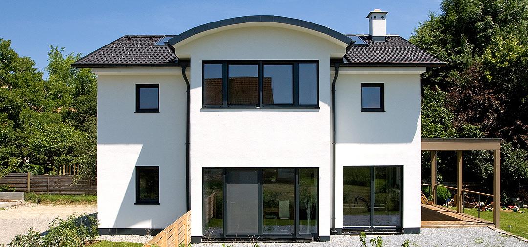 Relativ Lassen Sie sich beraten über unser Angebot von Satteldach Häuser KY14